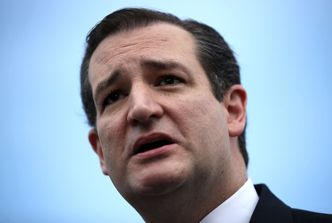 Someone Tell Ted Cruz the Obamacare War Is Over | DidYouCheckFirst | Scoop.it