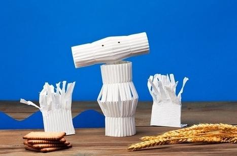 Petit Beurre de LU recycle avec Matali Crasset | Art, marketing, communication et web 2.0 | Scoop.it