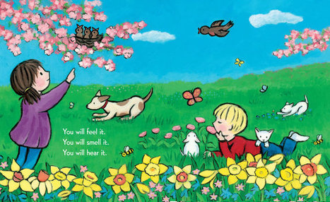 'When Spring Comes,' by Kevin Henkes | Multicultural Children's Literature | Scoop.it