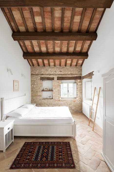 The Marvelous Restorations in Le Marche: Roy David Studio in Montelparo FM | Raw and Real Interior Design | Scoop.it