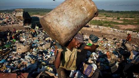 Meio Ambiente Brasil recicla apenas 1,4% do lixo que produz | ~ alternativo, mas não bitolado ~ | Scoop.it