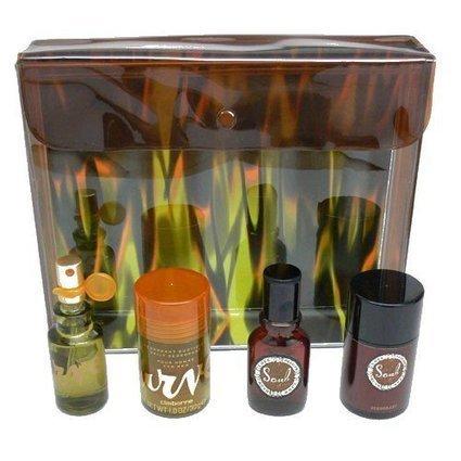 Curve & Curve Soul By Liz Claiborne for Men 4 Pcs. Gift Set (Curve Cologne .5 Oz Soul By Curve Cologne .5 Oz… Review | Beauty Fragrance Set Review | Shopping Online 2013 | Scoop.it