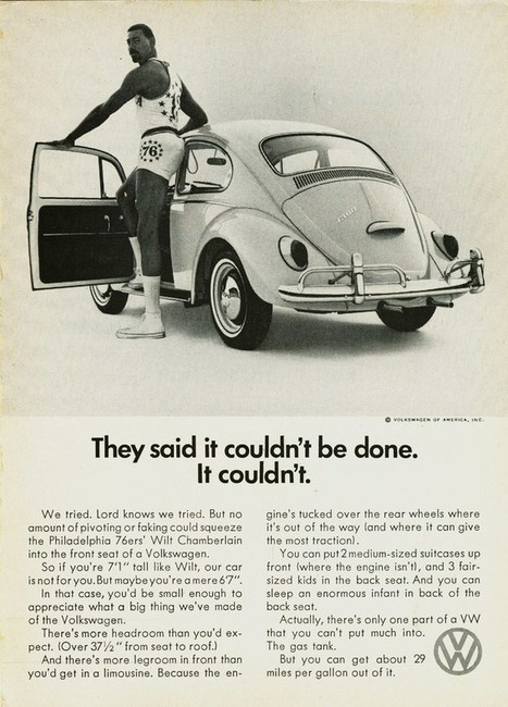 Volkswagen crisis: brand that invented modern advertising is dented | Ian Dubya's picks | Scoop.it