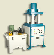 Hydraulic Press Machines for Wood/ Plywood & Particle Boards   Hydraulic Press Manufacturers, Hydraulic Presses.   Scoop.it