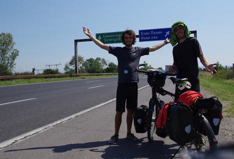 Parcourir le monde, une nouvelle forme d'engagement - Efficycle   Jeunes et Bénévoles   Scoop.it