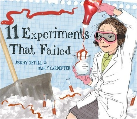 Ignite Her Curiosity: 25 Books Starring Science-Loving Mighty Girls | Girls in STEM - Science, Technology, Engineering and Mathematics | Scoop.it