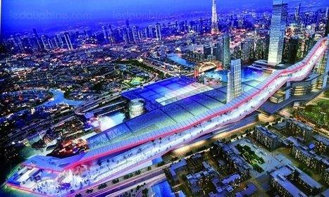 Ski indoor : Dubaï voit encore plus grand | Marketing du sport | Scoop.it