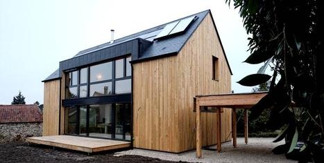 39 maison bois 39 in maison ossature bois cologique for Architecte maison ecologique