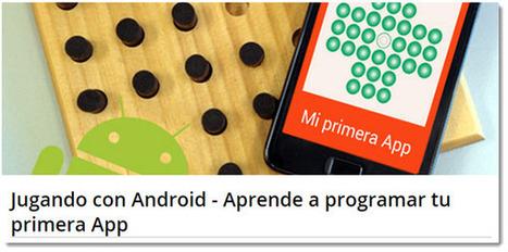 Dos nuevos cursos online y gratuitos para aprender a programar en Android | Software libre | Scoop.it