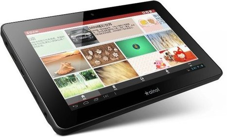 Ainol NOVO 7 Crystal II Quad Core 7″ Tablet is Available for $99 | Embedded Systems News | Scoop.it