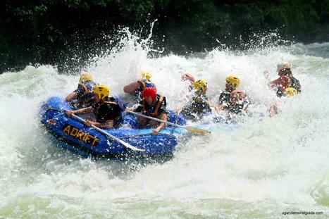 Jinja Town Tour- Adventure Water Sports - Uganda Tourist Guide | Outdoor Sports | Scoop.it