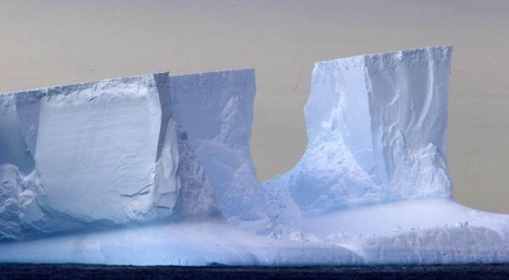 Polar ice cap meltdown could cause massive sea level rise | Global Warming | Scoop.it