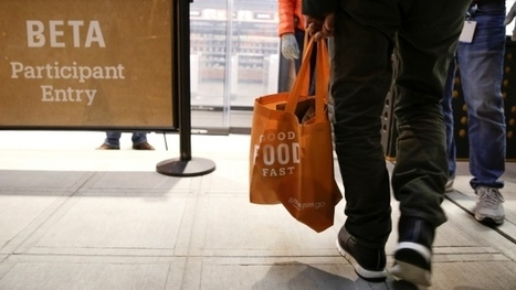 Amazon opens Go, a real life grocery store with no checkout line | Canadian Retail Update | Scoop.it