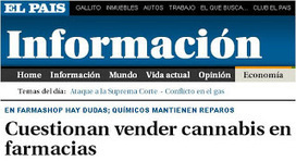 Uruguay: Ay...! / Hay marihuana en las farmacias? PHARMACOSERÍAS Marketing Farmacéutico | Family practice | Scoop.it