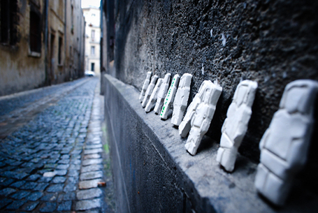 De la data au street art, l'expulsion s'expose | Civic design | Scoop.it