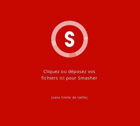 Smash : envoi de gros fichiers sans limite de taille | Ressources d'autoformation dans tous les domaines du savoir  : veille AddnB | Scoop.it