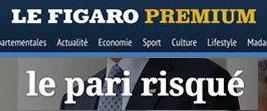 Comment Le Figaro compte doubler ses abonnés numériques | Emi Journalisme | Scoop.it