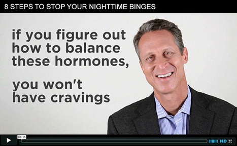 8 Steps To Stop Your Nighttime Binges - Dr. Mark Hyman | Naturopathy & Nutrition | Scoop.it