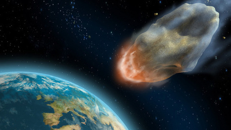 A meteorite slamming into Mars gave Earth most of its Martian meteorites | Geology | Scoop.it