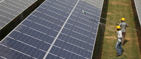 Le Chili produit tant d'énergie solaire qu'il la distribue gratuitement | Home | Scoop.it