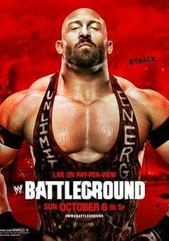 WWE Battleground 2013 Live Stream : WORLD HEAVYWEIGHT CHAMPIONSHIP Alberto Del Rio vs. Rob Van Dam | Live Firm | Scoop.it