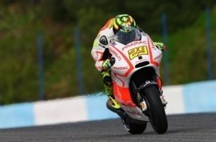 Rookie Iannone top Ducati on final day    Crash.Net   Ductalk Ducati News   Scoop.it