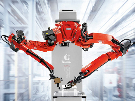 Europe launches largest civilian robotics research program, worth $3.8BN   Systems Theory   Scoop.it