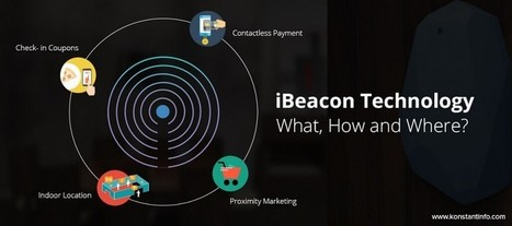 iBeacon Technology: What, How and Where? - Konstantinfo | Web & Mobile Development | Scoop.it