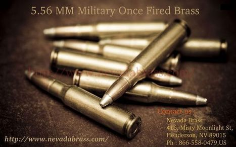 Military Brass   Fired Once Brass   Scoop.it