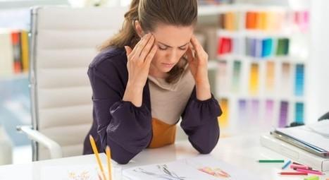 Travail : stress, dépression et burn-out en augmentation - Marie France magazine | Management, cohésion d'équipe et Stress | Scoop.it