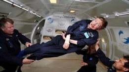 Despite Paralyzing Disease, Hawking's Mind Soars - Voice of America | Exploring Biology | Scoop.it