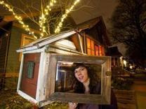 Little Free Libraries are taking root on lawns   The Browse   Scoop.it