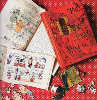 My Antique World: Vintage annuals | Antique world | Scoop.it