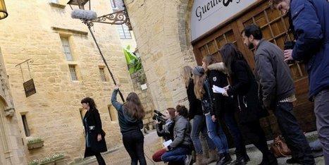 Les jeunes font partie du décor dans la cité sarladaise   Revue de presse   Scoop.it