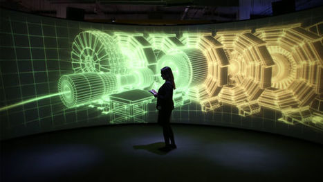 CERN Wants Artists and Architects Working Alongside Its Physicists | Digital #MediaArt(s) Numérique(s) | Scoop.it