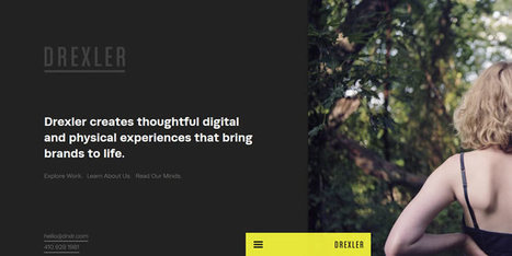 25 Beautiful & Clean Web Designs | Digital Marketing and your business | Scoop.it