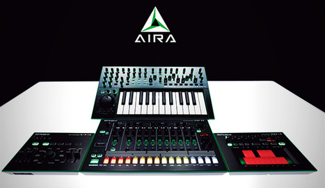 Welcome To Roland's New AIRA: TR-8, TB-3, VT-3 & System-1 Revealed | Roland Aira TR-8 Collection | Scoop.it