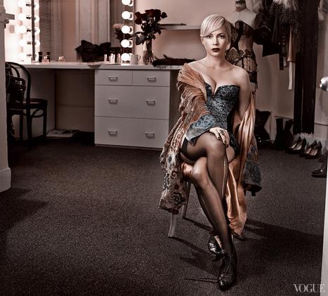 Michelle Williams Returns to Broadway in Cabaret - Vogue   BROADWAY DANCING   Scoop.it