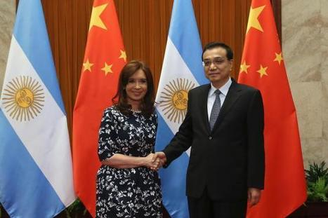 China emerges as Latin America's lender of last resort - US News | Cinema, Politics, and Society in Latin America | Scoop.it