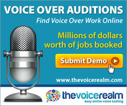 Voice Actors – EMBRACE YOUR INSANITY! - | For VO Newbies & Pros | Scoop.it