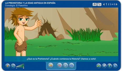 Doce recursos TIC para disfrutar y aprender Historia | Recursos TIC para la enseñanza y el aprendizaje | Scoop.it