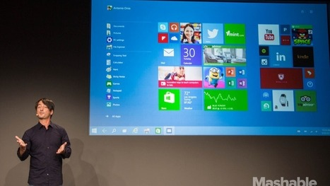 Windows 10 Could Be the Windows We've Been Waiting For | Business & Tech | Scoop.it