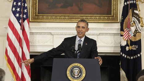 Obama claims Russian airstrikes 'strengthening ISIS' | Global politics | Scoop.it