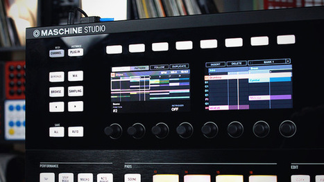 Maschine Studio & Maschine 2 First Look   DJing   Scoop.it