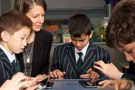 School BYO tablet policy easy to take | iPads in Education | Scoop.it