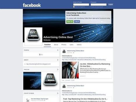 Advertising Online Best | Facebook on Best Web Advertising | Best Online Shop Top Search Marketing | Scoop.it