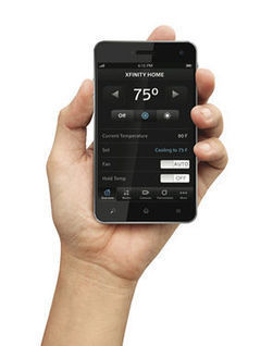 Smart   home   control  by smartphone | The SmartHome | Scoop.it