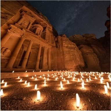 Satellite imagery reveals archaeology site in Petra | La parole de l'arbre | Scoop.it