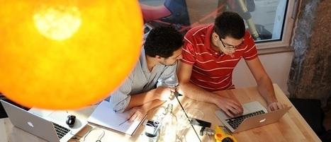 La cordée, espace coworking à Lyon ! | Monter son business | Technologie informatique | Scoop.it