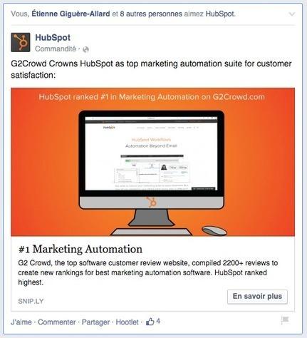 5 trucs pour utiliser Facebook en B2B | Facebook pour les entreprises | Scoop.it